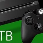 Microsoft revela nueva Xbox One de 1TB y nuevo mando inalámbrico