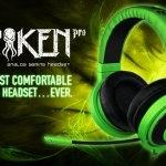 Razer anuncia sus nuevos Auriculares Kraken Pro