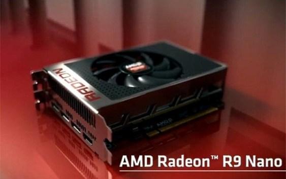 AMD confirma lanzamiento de la Radeon R9 Nano para Agosto.