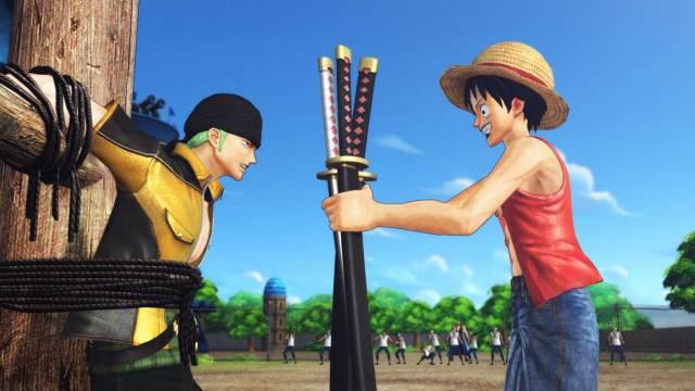2 One Piece Pirate Warrior 3