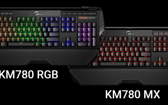 G.SKILL anuncia sus nuevos teclados Ripjaws KM780 RGB y KM780 MX con teclas Cherry