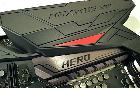 Preview Asus ROG Maximus VIII Hero (Intel Z170)