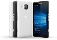 Microsoft anuncia sus nuevos smartphone Lumia 950 XL, Lumia 950 y Lumia 550