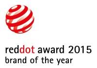 LG es nombrada la Marca del Año 2015 en el RED DOT AWARD