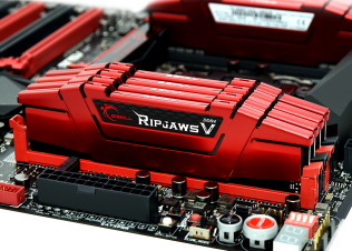 Ripjaws V Red