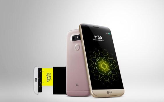 Llega a Chile el LG G5 SE: El primer smartphone modular del mundo
