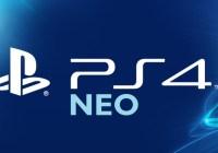 PlayStation 4 Neo: Se revelan especificaciones y posible fecha de lanzamiento