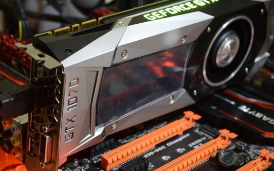 Review NVIDIA GTX 1070 8GB