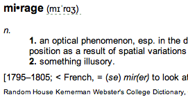 I tried looking it up in the dictionary, but it was kind of confusing...
