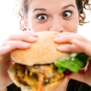 """Eat it! Eat the cheeseburger, you dirty vegan!"""