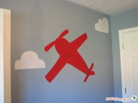 Fabric Wall Decals - Made By Marzipan