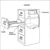 How file cabinet is made - material, making, used, parts ...
