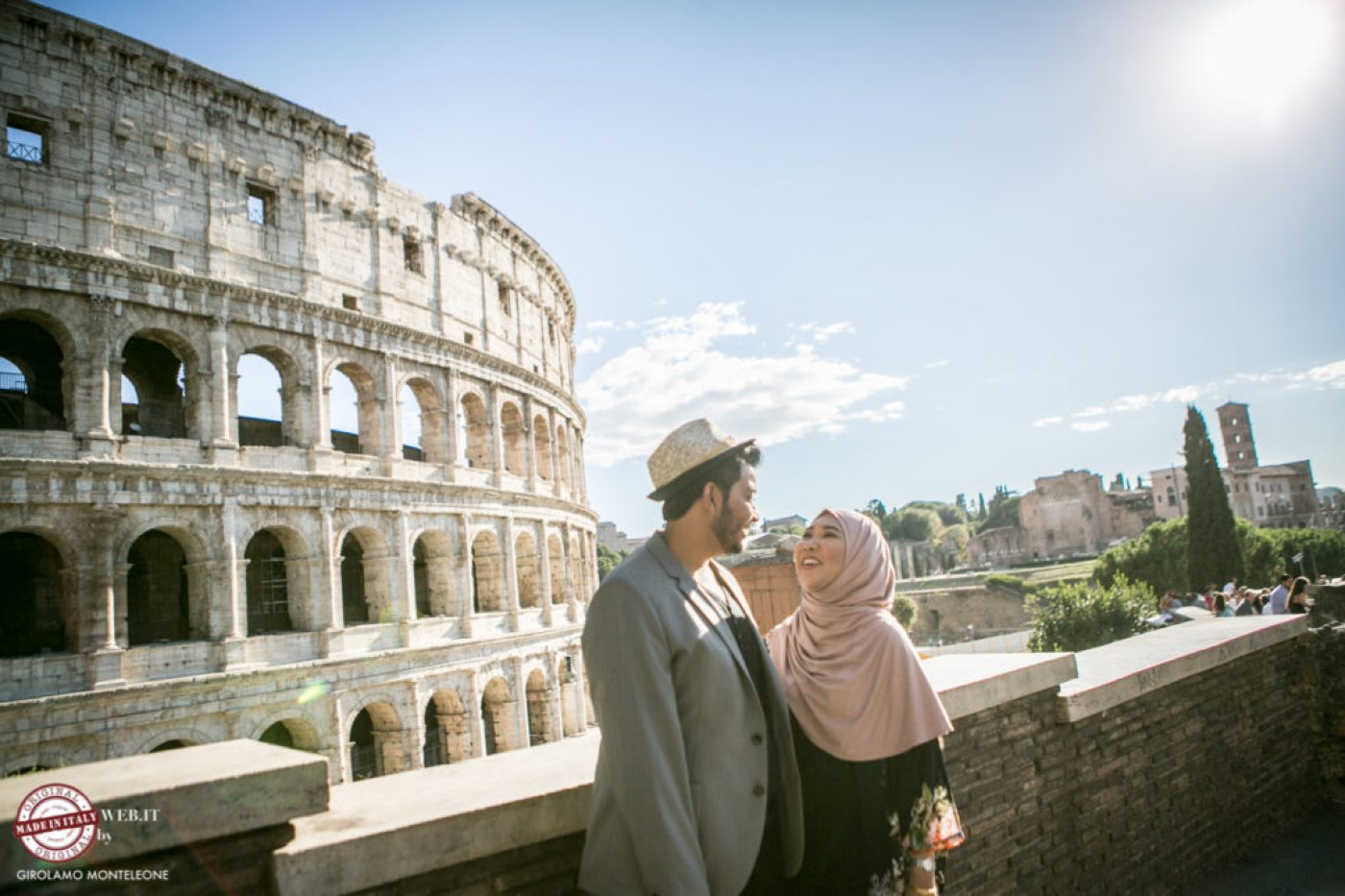 rome muslim In italy, civil society is leading the way for integration of the muslim community.