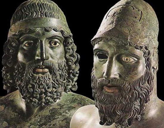 The Riace Bronzes Turned Out To Be One Of Italy39s Most