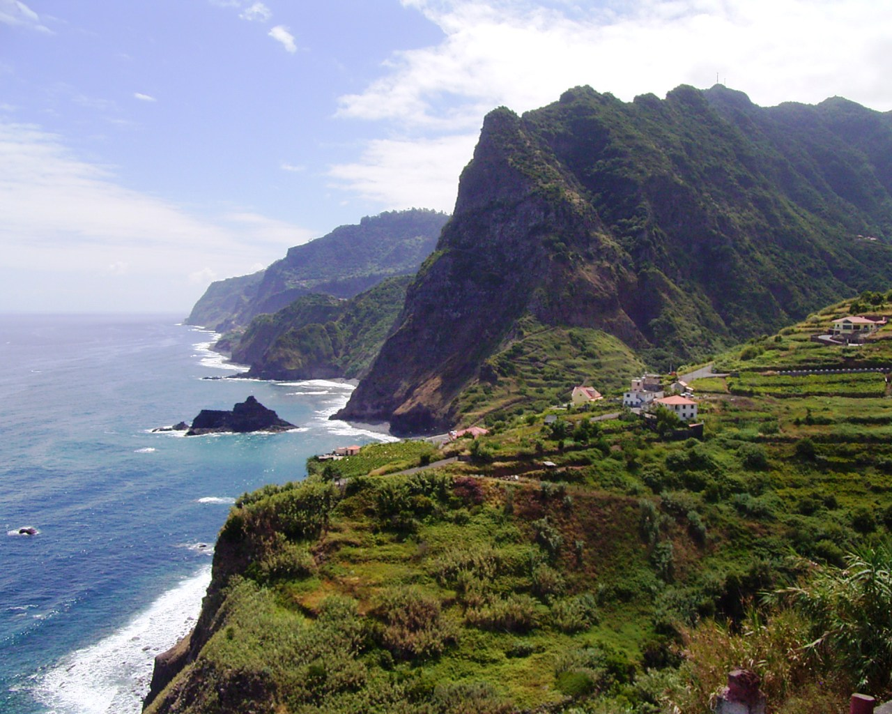 Wallpaper Hd Collection Download Download Wallpaper Of Madeira North Coast 1280x1024