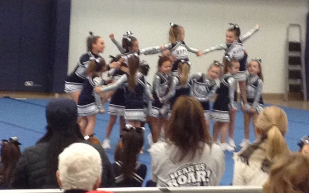 Cheer event