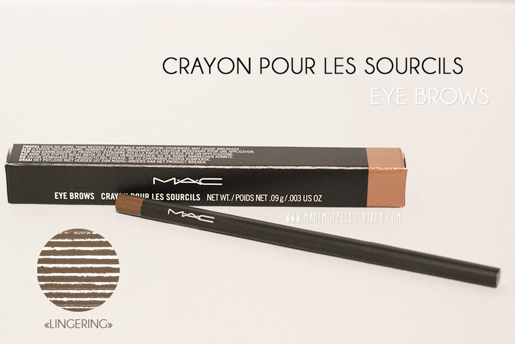 eye-brows-crayon-sourcils-MAC-mademoizelle-birdy-blogueuse-beaute