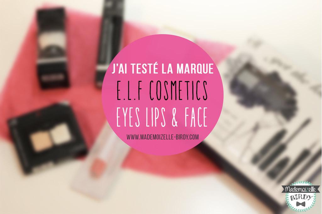 ELF eyes lips face