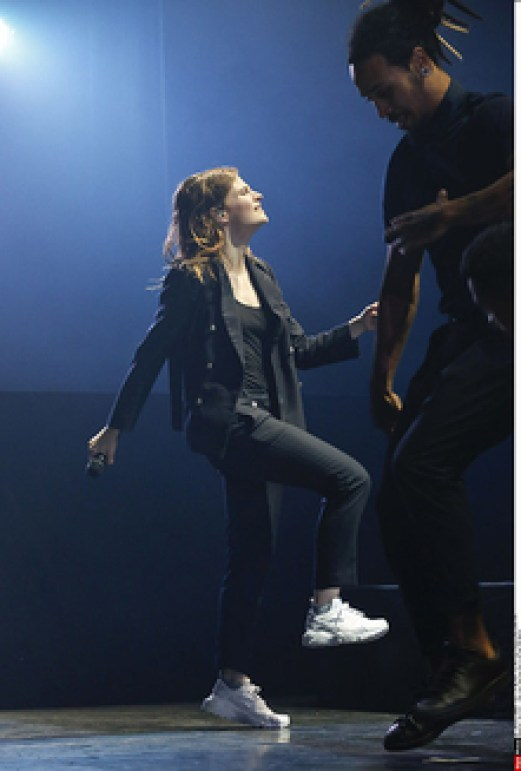 Exclusif : Show Case Pop Love Christine and the Queens