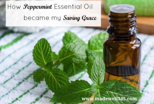 Peppermint saving grace