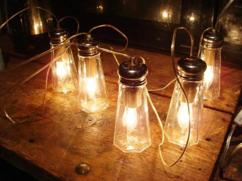 Vintage Commercial Outdoor String Lights Madison Art