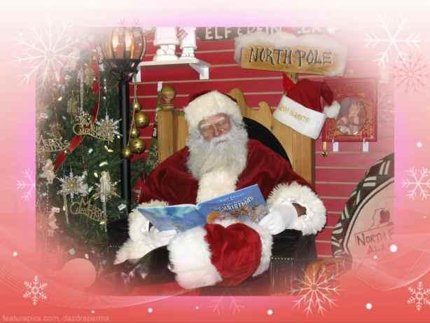 A Visit with Santa A Visit with Santa visit with santa