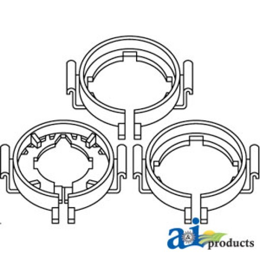 alamo layout diagram