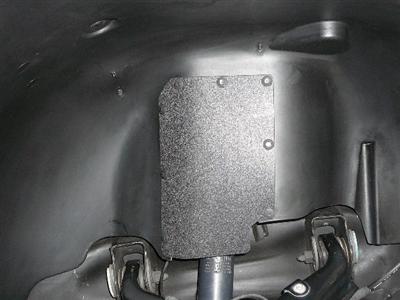 lml duramax fuel filter door
