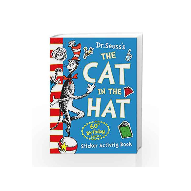 The Cat in the Hat Sticker Activity Book (Dr Seuss) by DR SEUSS