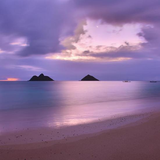 6. Lanikai Beach, Hawaii
