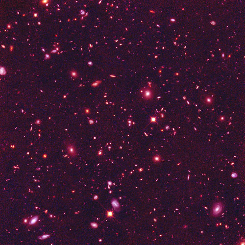 Hubble Ultra-Deep Field