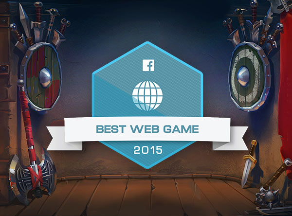 Play the Best Web Game of 2015