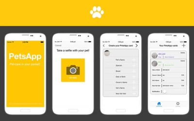 Top 3 Pet Mobile Apps for Pet Owners