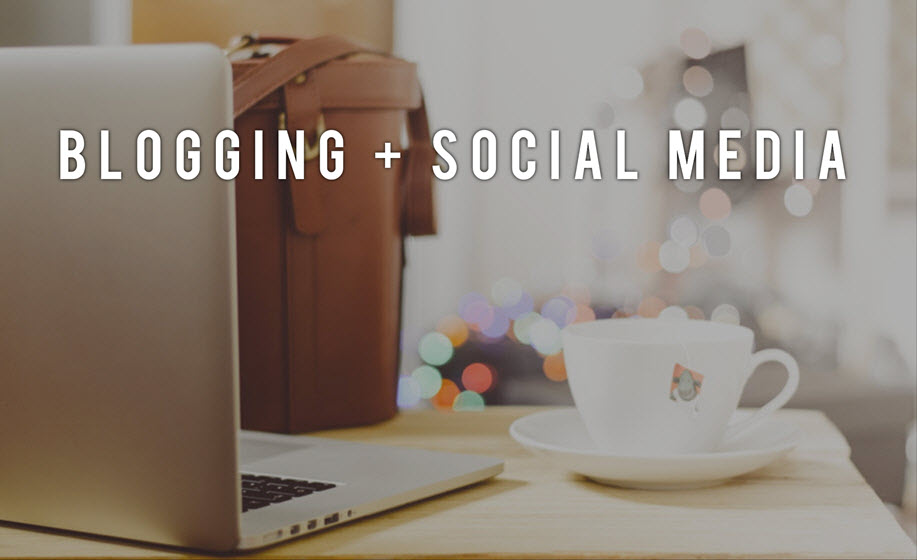 How to Use Social Media to Build Your Blogging Presence