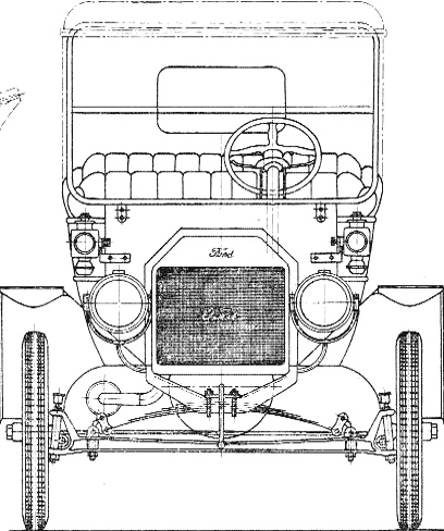 1926 FORD MODEL T TOURING SPECIFICATIONS - Auto Electrical Wiring