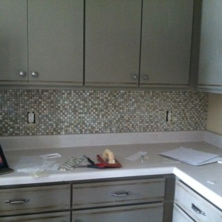 Part II: How Not to Tile Your Backsplash