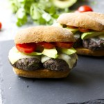 Zesty Black Bean Sliders