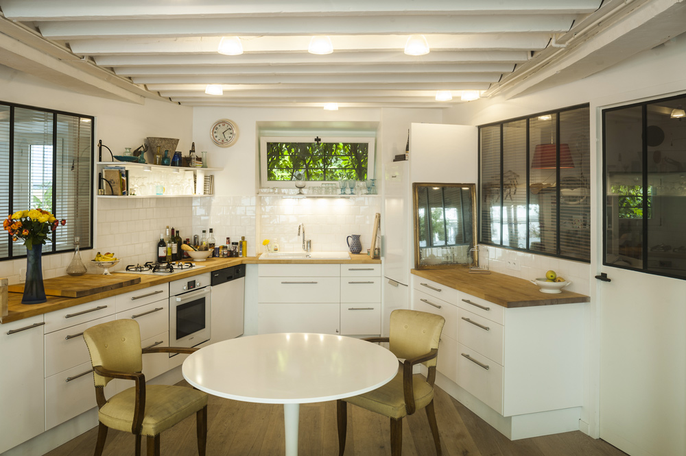 Appartement loft ouvert et lumineux - Creer un appartement ...