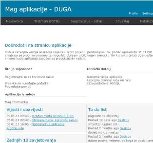 Online aplikacija za vođenje evidencije podataka vezanih u nasilje u obitelji
