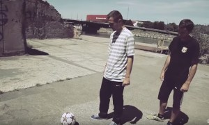 Street Soccer Experts   Tuto 4   Le sombrero   YouTube
