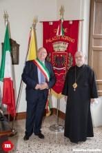 Visita Vescovo Palazzo Adriano-7