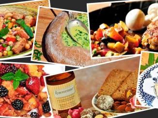Von der Vorspeise über den Hauptgang bis zum Nachtisch: Brot und Brotreste als Zutat