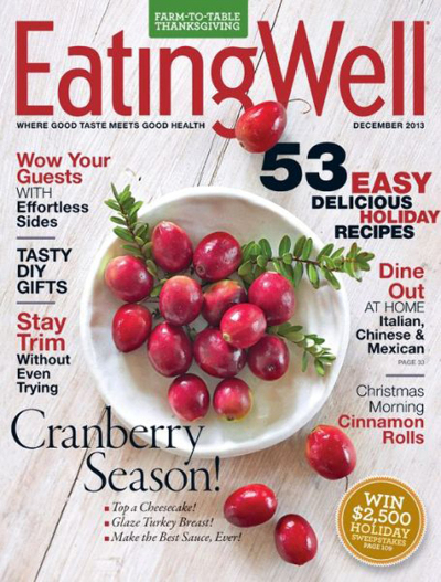 Eating Well Magazine Subscription - MagazineDeals.com