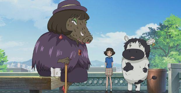 Magazinema La chica satélite y el chico vaca 3