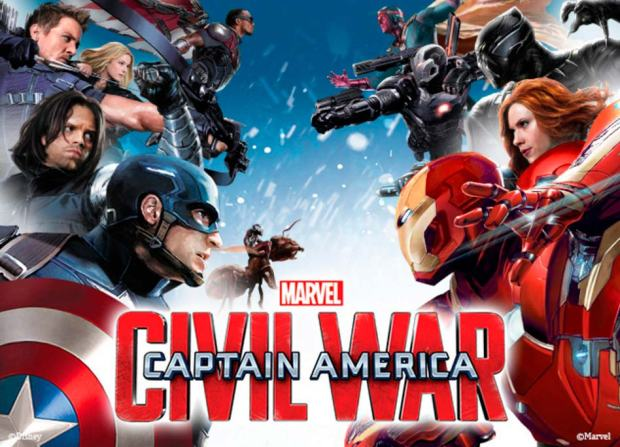 Capitan America 3 - MagaZinema