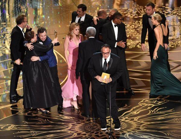 Spotlight Oscar - MagaZinema