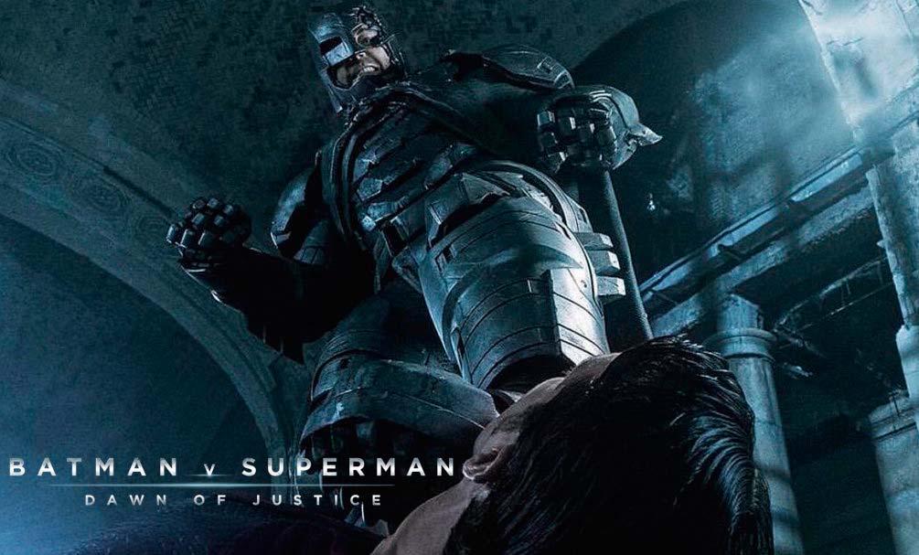 'Batman v. Superman' versión extendida... ¡Así si, j****!