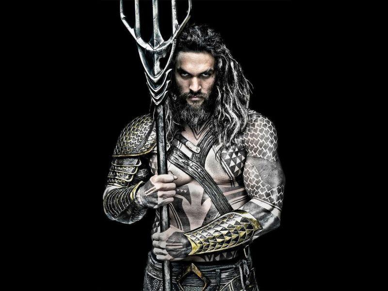 Aquaman poster - MagaZinema