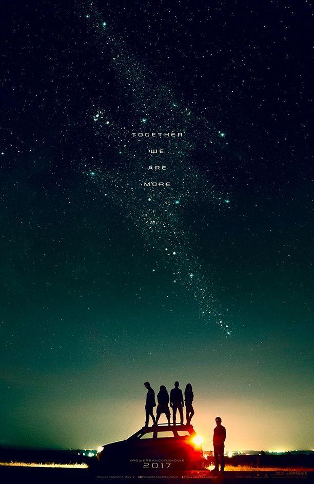 power-rangers movie poster