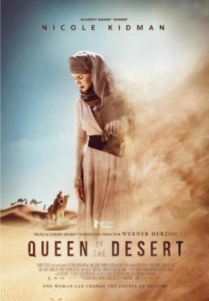 La reina del desierto - MagaZinema
